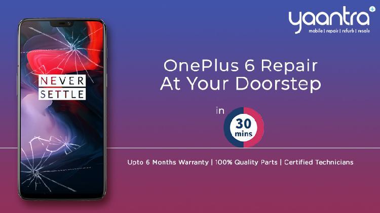Oneplus 6 mobile repair screen replacement at best price