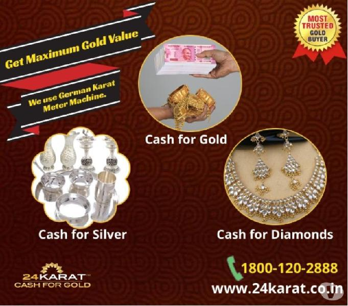 The highest paying gold buyer in delhi-ncr