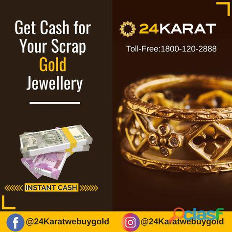 The Highest Paying Gold and Silver Buyer in Delhi NCR