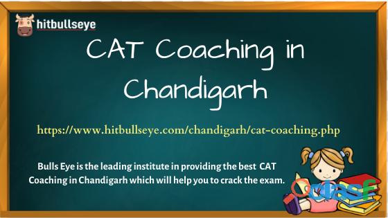 Cat coaching in chandigarh