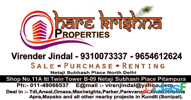 Top Real Estate Agency in Netaji Subhash Place Pitampura For office space 2