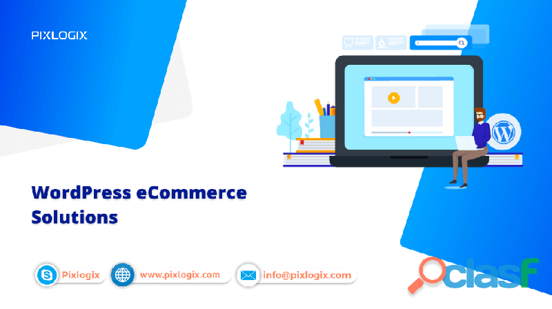 WordPress eCommerce Solutions Provider Company