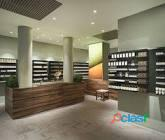 Sale of commercial property with tenant retail showroom in miyapur
