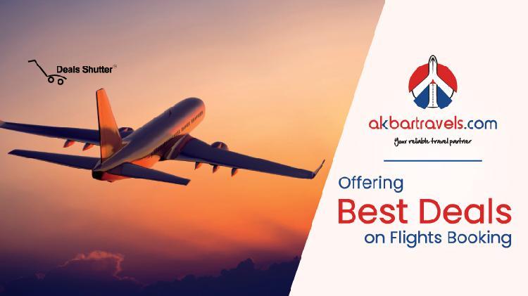 Akbar travels promo codes for domestic flights
