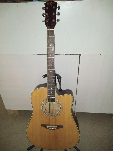 Icon acoustic guitar in a jumbo size