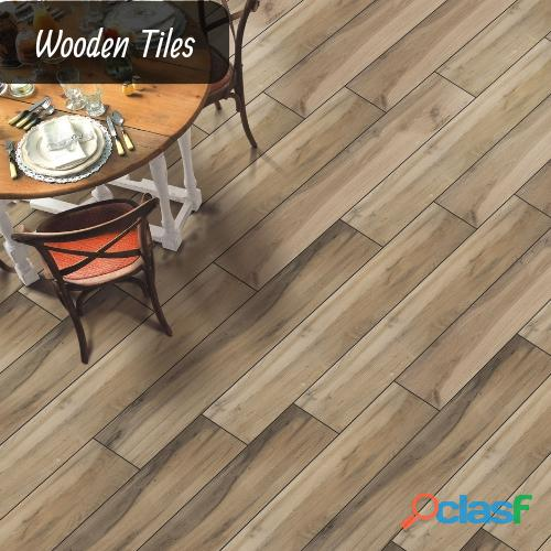 Wooden Tiles India | Wooden tiles for Floor   Lavish Ceramics