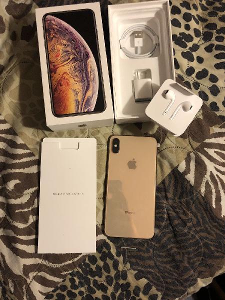 Apple iphone xs max 256gb unlocked smartphone with india bil