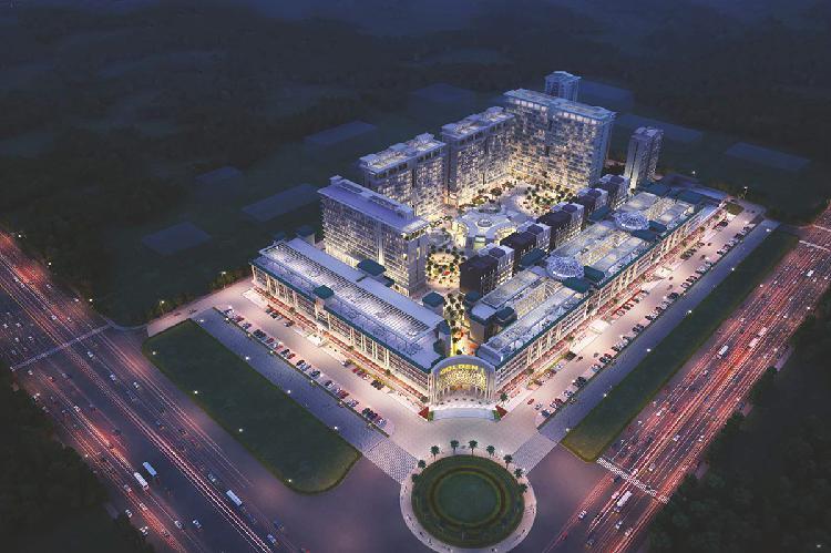 Buy Office Spaces Ocean Golden I Noida Extension 9266850850