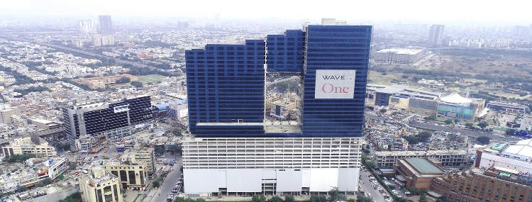 Own a Premium Office Spaces at Wave One 9266850850