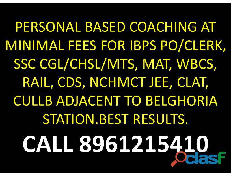 Coaching For Kolkata Police Sub Inspector Constable WB Police SI Constable 2020 Exam