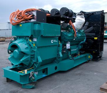 Used kirloskar diesel generator set sale in nagpur