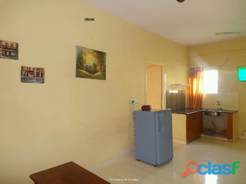 Single room 1bhk fully furnishd for rent with kitchen