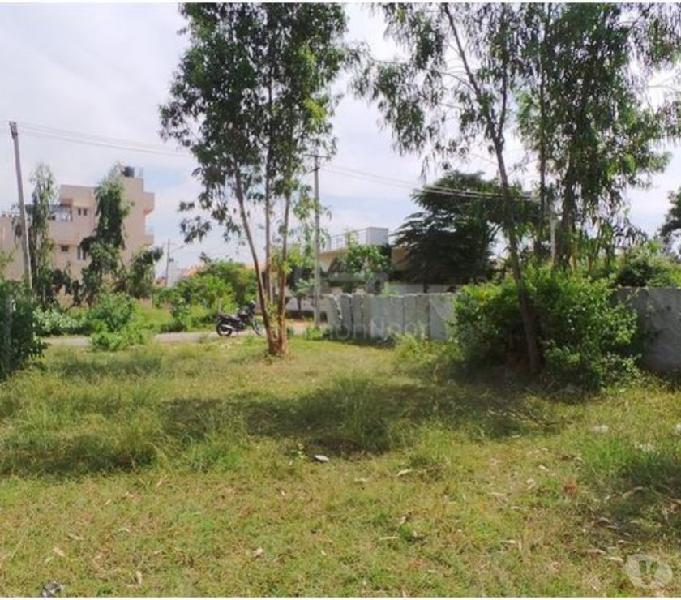 Babusa palya bangalore bbmp site for sale