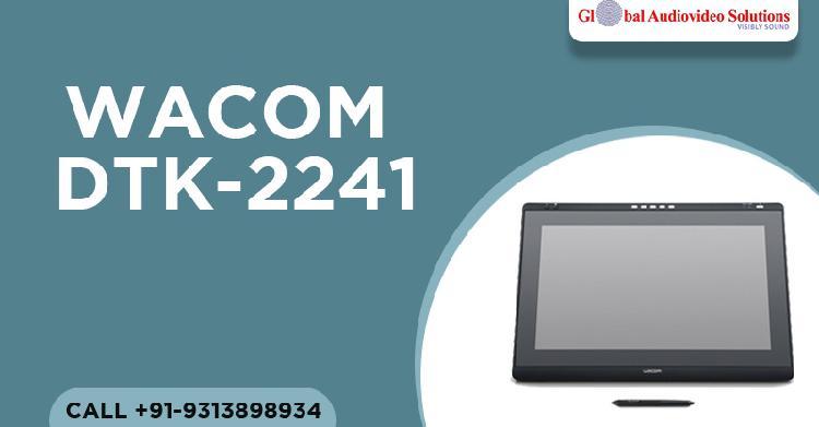 Best wacom dtk2241 global audio video solutions