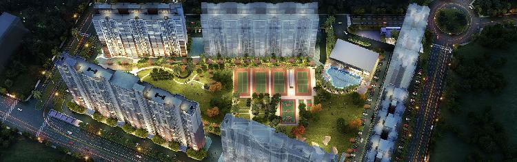 Tata eureka park magnificent residential housing call 925000