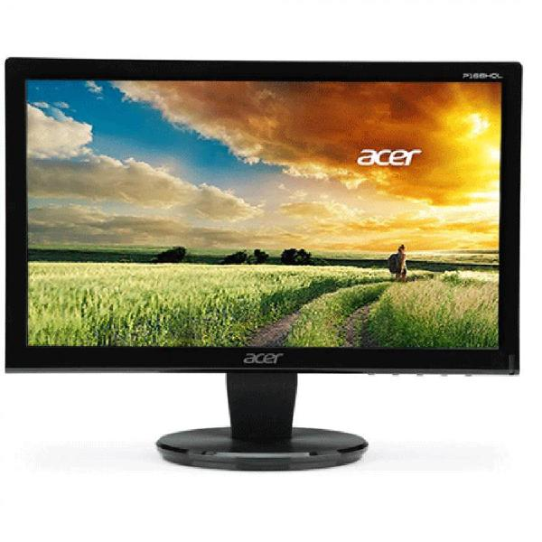 Acer p166hql led monitor at affordable price