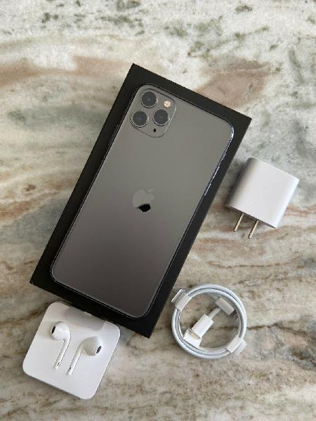 New apple iphone 11 pro max 512gb space gray