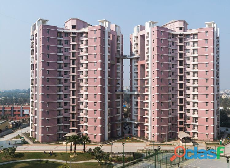 Eldeco saubhagyam – buy 2/3/4bhk apartments at vrindavan yojna lucknow