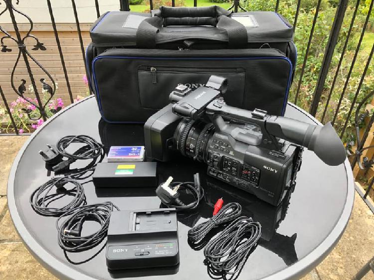 Brand new sony pxwx180 camcorder