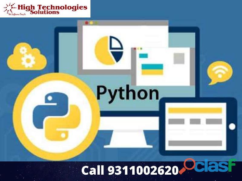 Enroll today in best python course Delhi