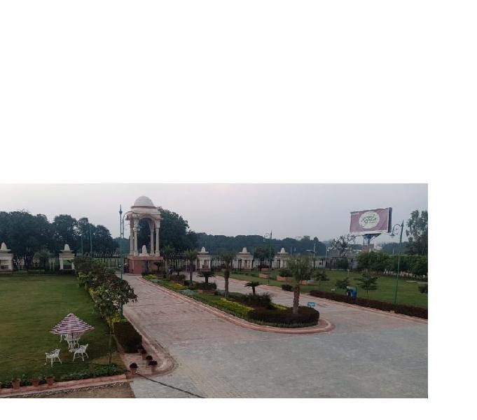 Residential Plot on IIM Road at Eldeco Regalia Lucknow
