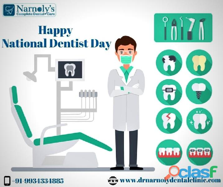 Best dental clinic in ranchi | dr. narnoly's dental clinic