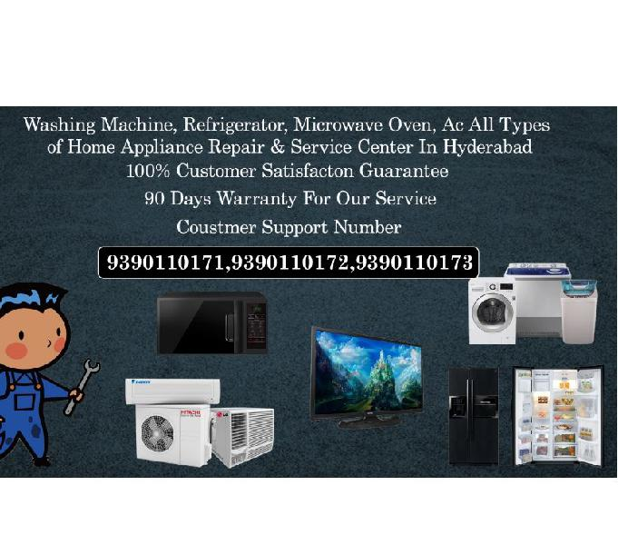 Lg side by side refrigerator service center in hyderabad