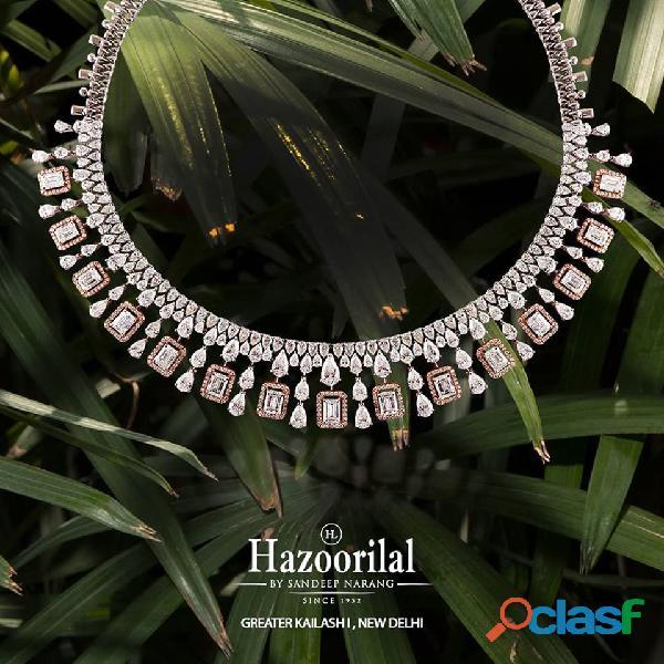 Best diamond jewellers having the best diamond jewellery store in delhi