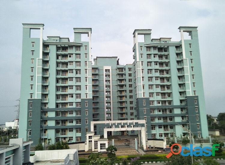 Eldeco city breeze   3bhk+store apartment on iim road