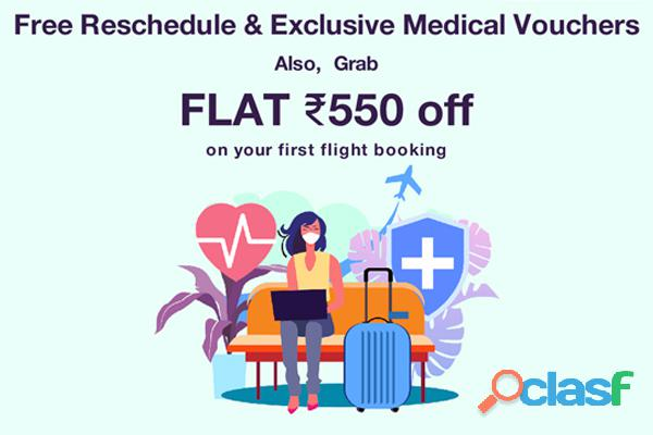 Hassle free flight rescheduling and cancellation