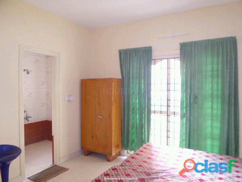 Single room / fully furnished for rent with kitchen