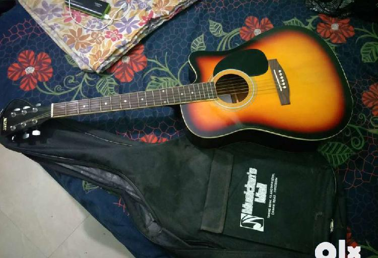 Jimm brand new condition guitar