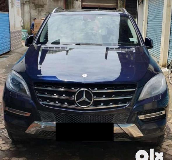 Mercedes-benz m-class 250 cdi, 2014, diesel