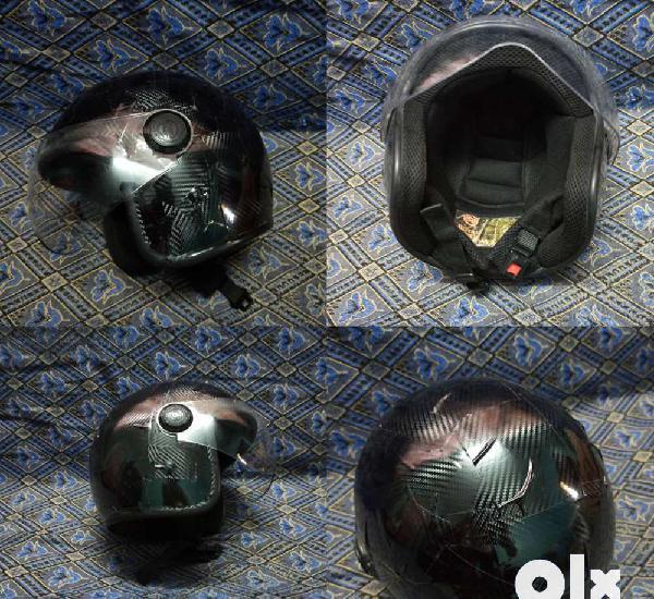 Royal enfield helmet half face original rapped lite used