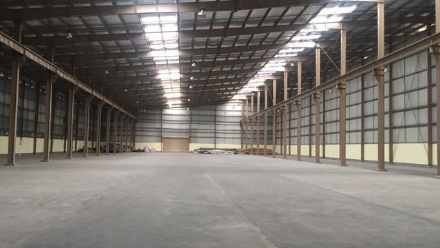 165000sft industrial warehouse space for rent in harohalli