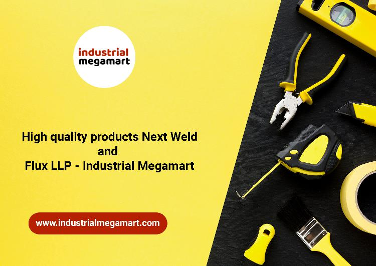 High quality products nexa weld and flux llp
