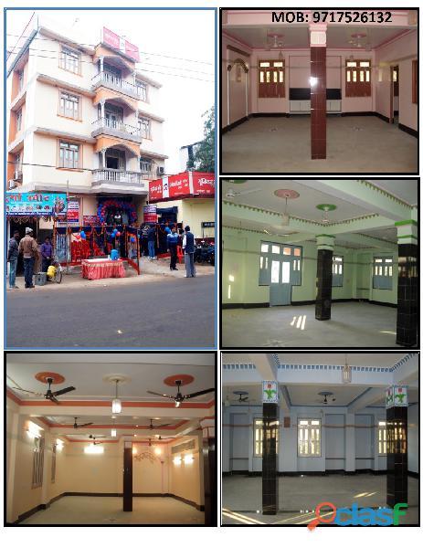 2000 sq ft. comercial space muzaffarpur bihar