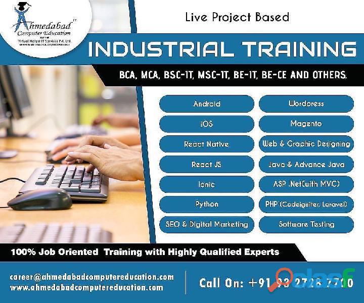 Best IT Training Institute in Ahmedabad