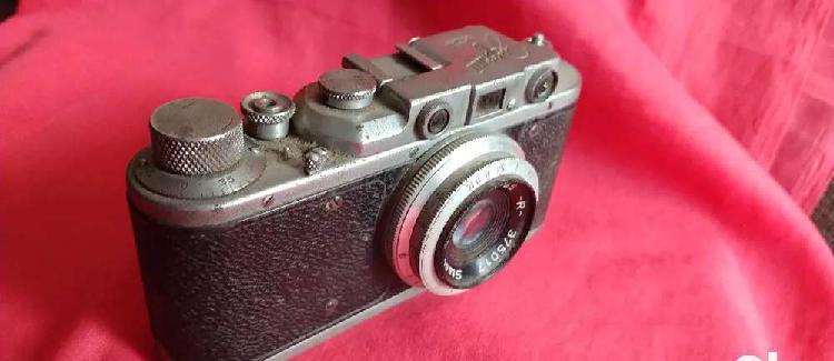 Antique camera zorki