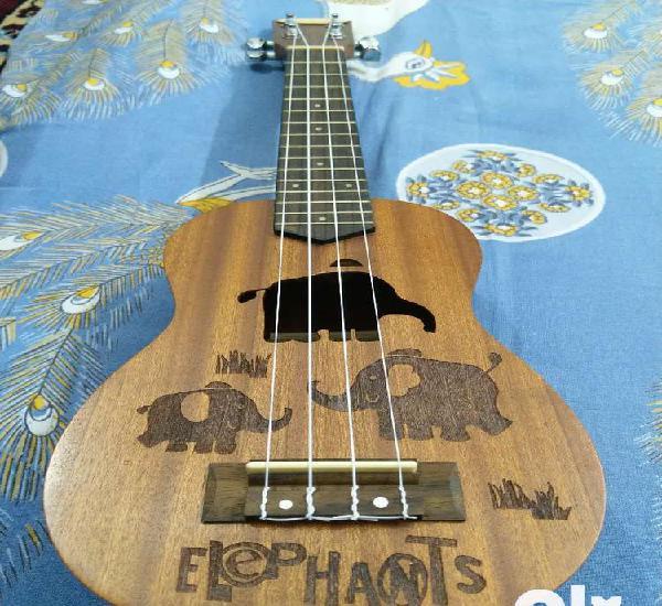 Awesome ukulele