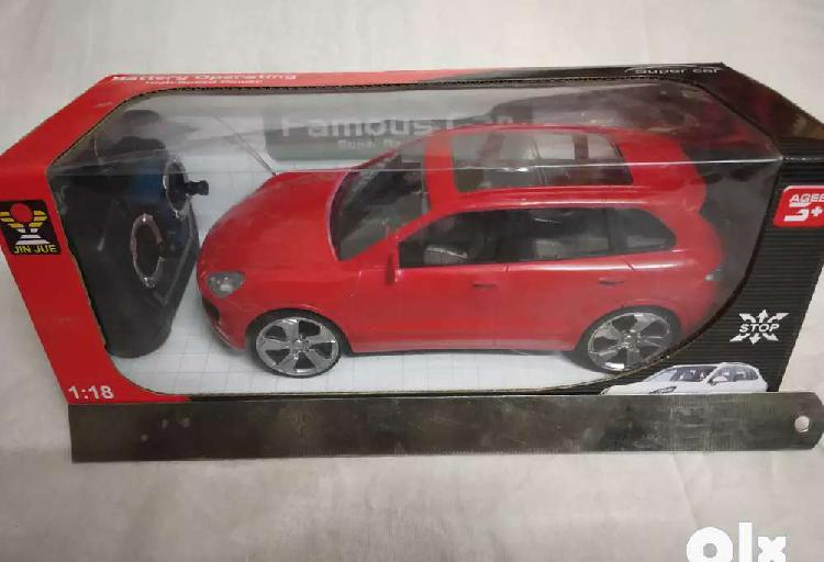 Brand new remote control car