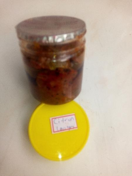 Hygienic home made pickles and more items