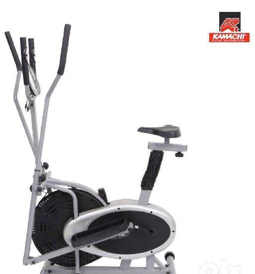 Kamachi ob-332 orbitrek cross trainer exercise machine cycle