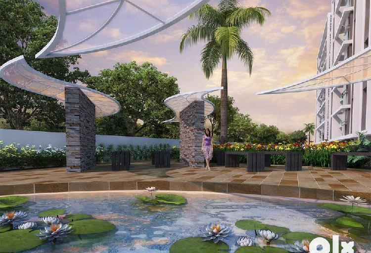 2 bhk for sale -ready to move%premium project located at