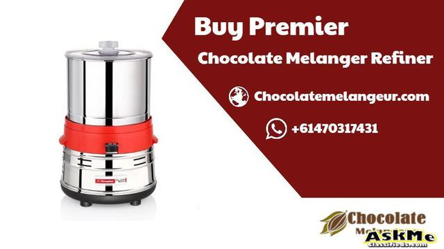 Buy chocolate melanger refiner