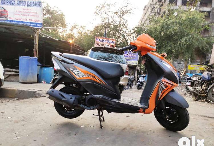 Honda dio 2018 in good condition