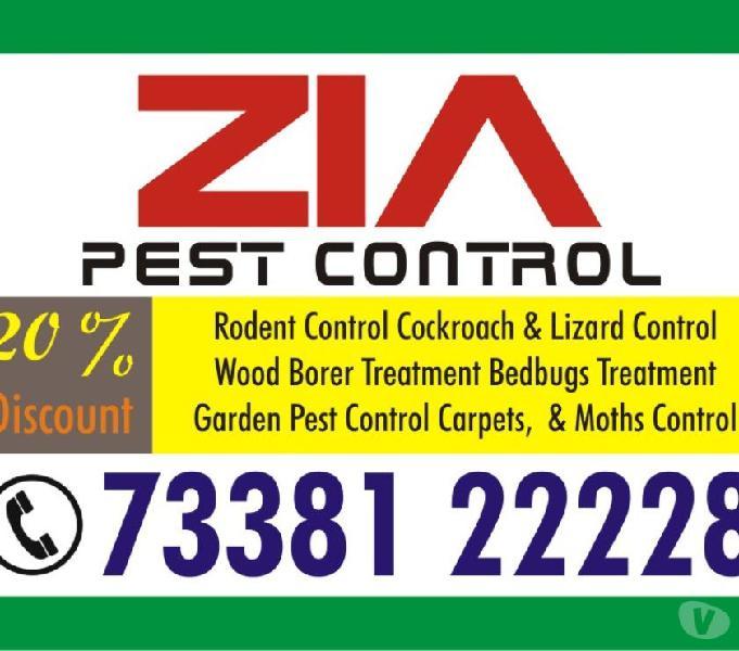 Pest control | cockroach service | 1040 | apartments | hospi