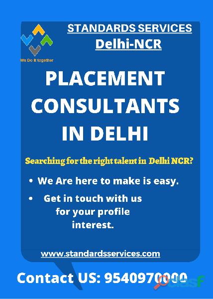 Recruitment agency in delhi