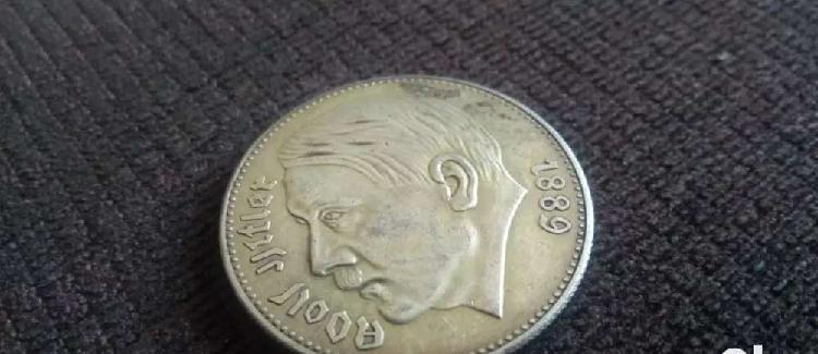 Antique vintage coin
