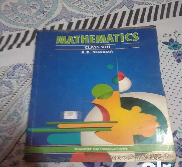 Class viii class 8 maths